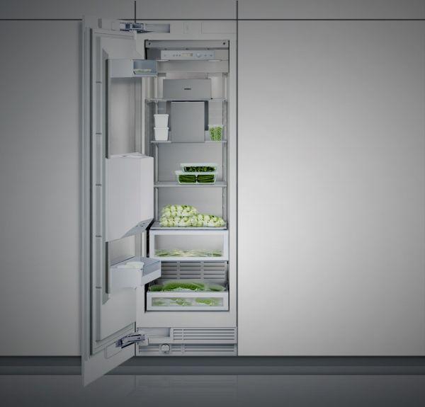 Mini Modern Kitchen Miele Gaggenau: Gaggenau Freezer Column RF 463
