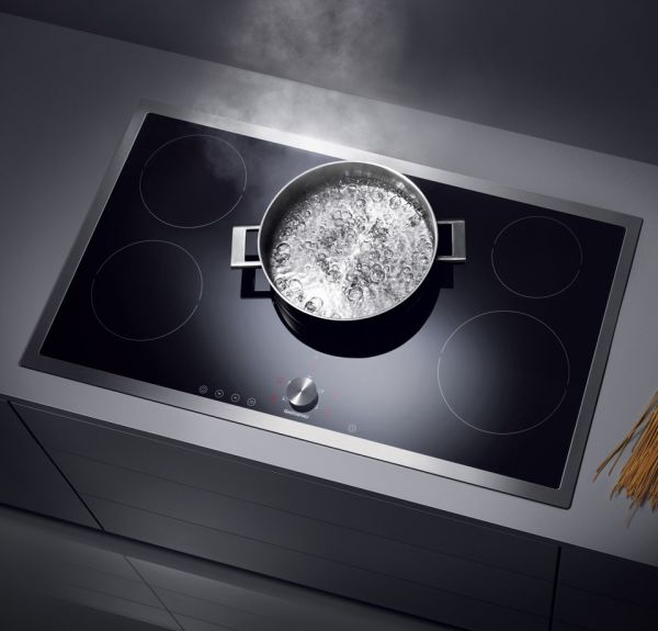 Gaggenau induction cooktop ci491602 for High end induction range