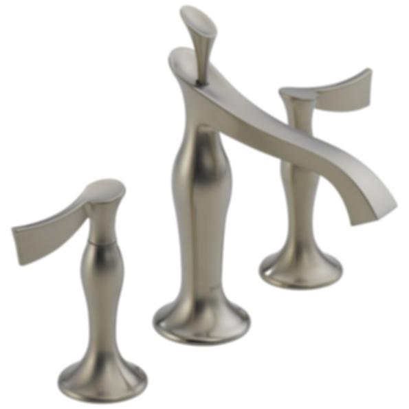 RSVP® Widespread Lavatory Faucet - Less Handles 65390LF-PCLHP--HX5390-PC