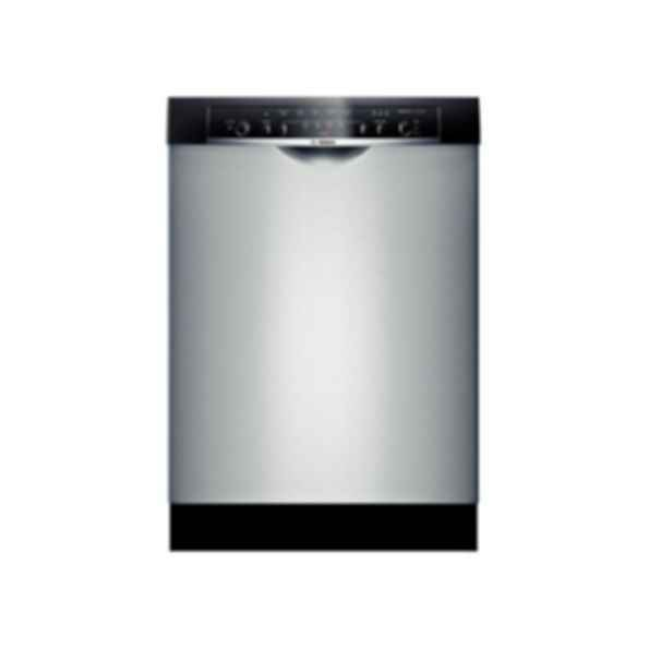 Bosch 24 ' Recessed Handle Dishwasher Ascenta- Stainless steel SHE3AR55UC