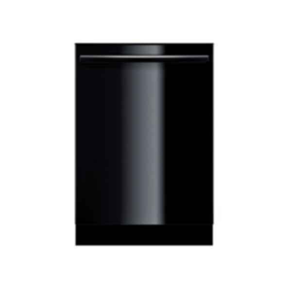 """Bosch 24"""" Bar Handle Dishwasher Ascenta- Black SHX3AR56UC"""