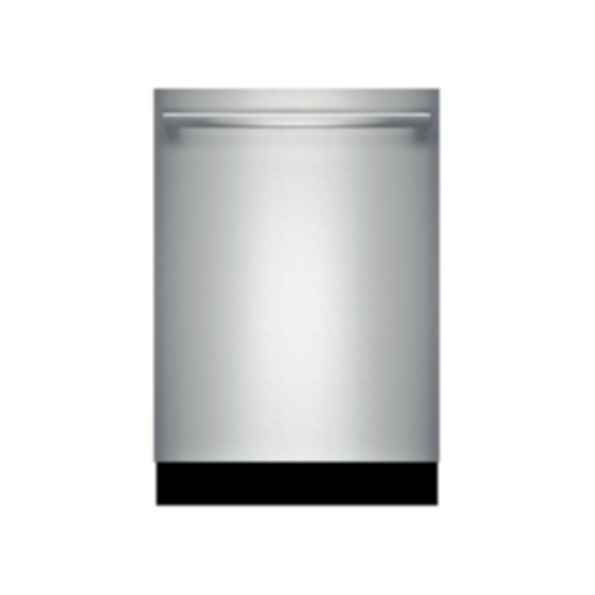 """Bosch 24"""" Bar Handle Dishwasher 800 Series- Stainless steel SHX68TL5UC"""