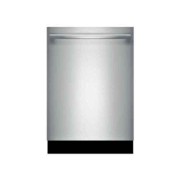 "Bosch 24"" Bar Handle Dishwasher 800 Plus Series- Stainless steel SHX7PT55UC"