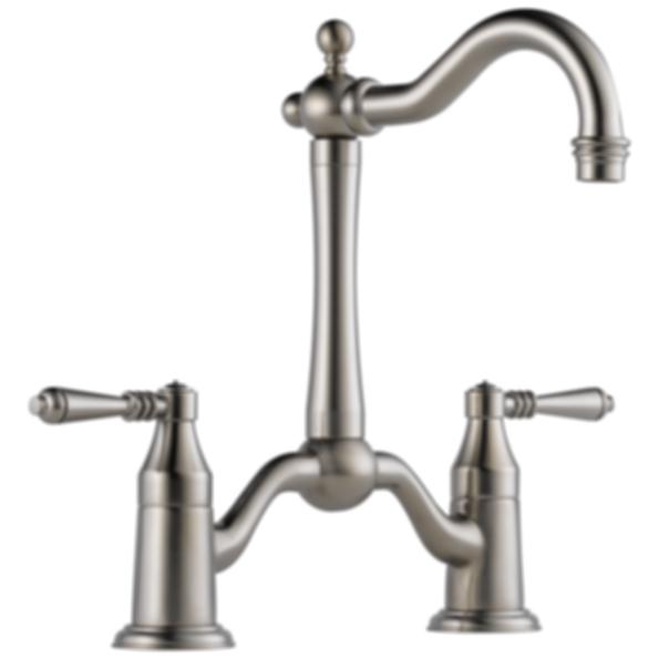 Tresa® Two Handle Bridge Prep Faucet 62636LF