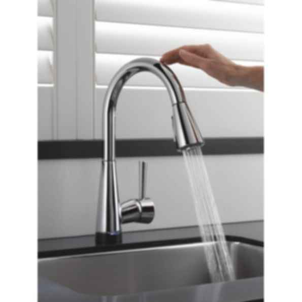 Venuto® Single Handle Pull-Down Kitchen Faucet with Smarttouch® Technology 64070LF