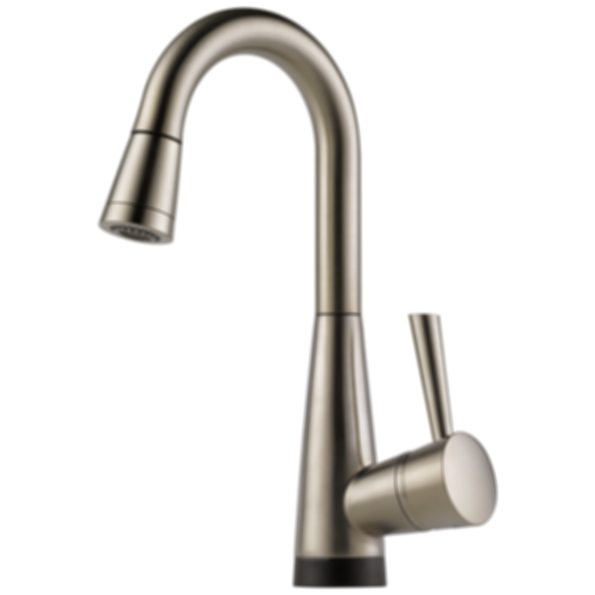 Venuto Single Handle Pull Down Kitchen Faucet With Smarttouch Technology