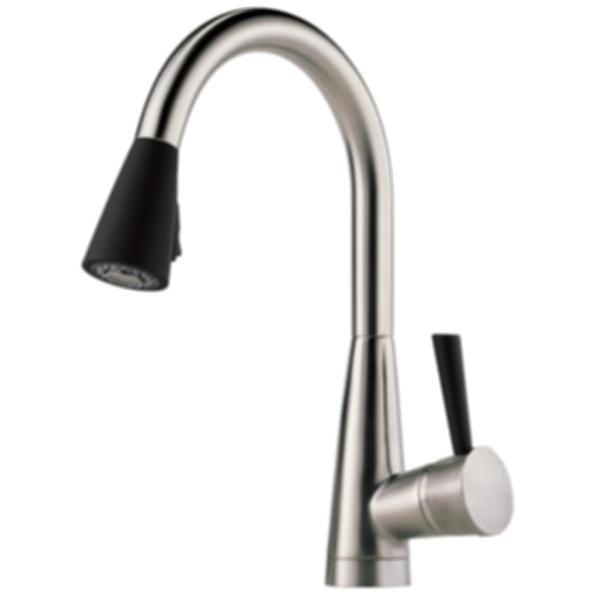 Venuto® Single Handle Pull-Down Kitchen Faucet 63070LF