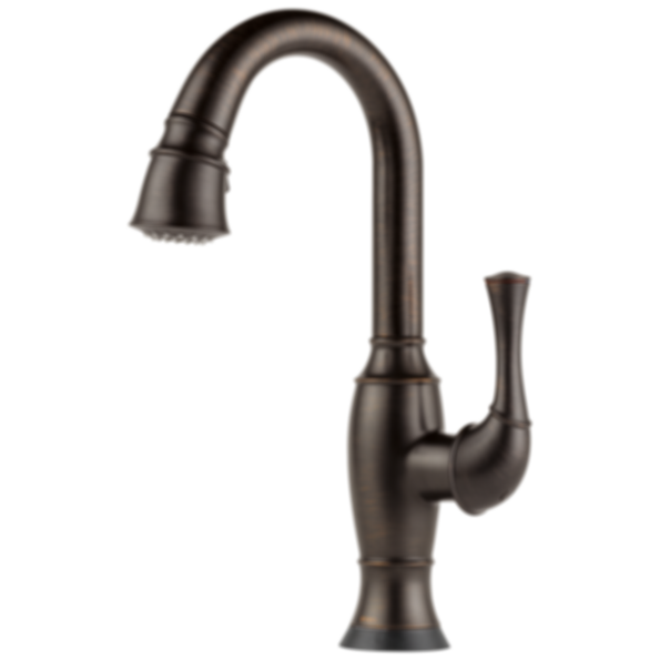 Talo® Single Handle Pull-Down Prep Faucet with SmartTouch® Technology 64903LF