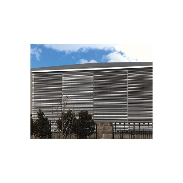 Horiso® External Venetian Blinds for ArchiCAD and Revit