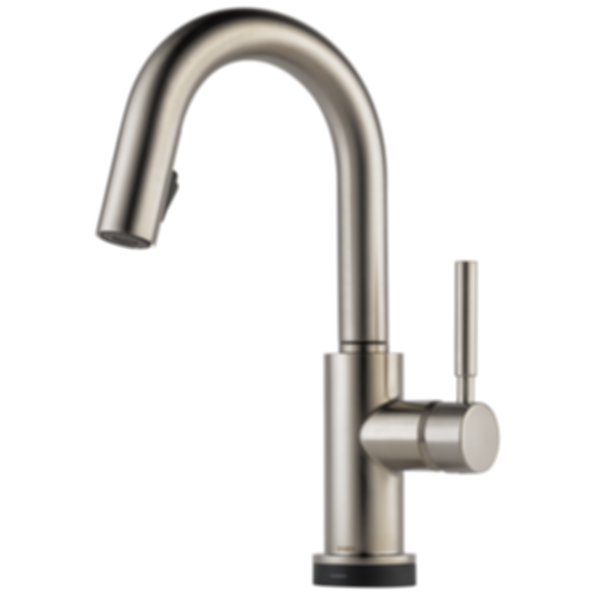 Solna® Single Handle Single Hole Pull-Down Prep Faucet with SmartTouch® Technology 64920LF