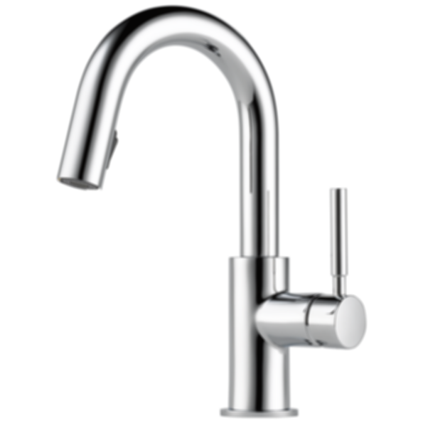 Solna® Single Handle Pull-Down Prep Faucet 63920LF