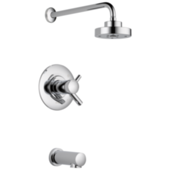 Odin™ TempAssure® Thermostatic Tub/Shower T60475