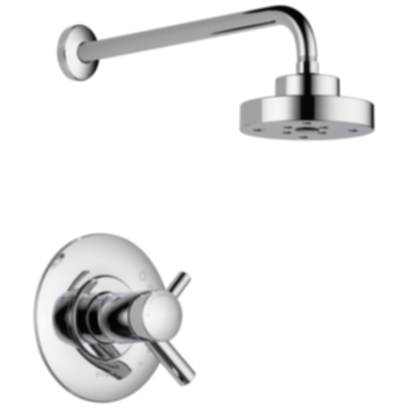 Odin™ TempAssure® Thermostatic Shower Only T60275