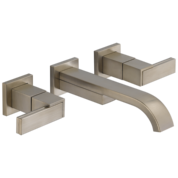 Siderna® Wall-Mount Vessel Lavatory Faucet - Less Handles 65880LF-PCLHP--HL5882