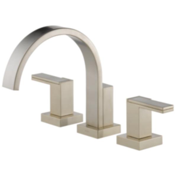 Siderna® Roman Tub Trim - Less Handles T67380-PCLHP--HL680-PC--R62707