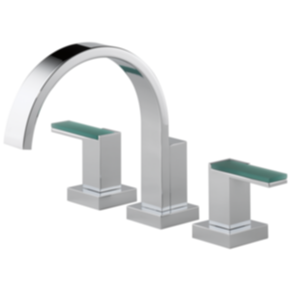 Siderna® Roman Tub Trim - Less Handles T67380-PCLHP--HL681-PC--R62707