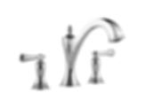 Charlotte® Roman Tub Trim - Less Handles T67385