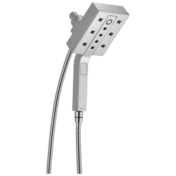 Brizo Euro Square Hydrati™ 2|1 Shower with H2OKinetic® Technology 86280