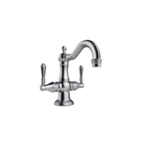 Tresa Two Handle Single Hole Lavatory Faucet 65136LF-PC