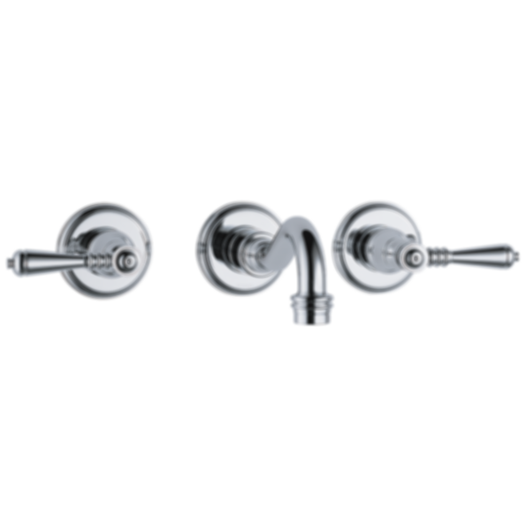 Tresa® Two Handle Wall-Mount Faucet 65836LF