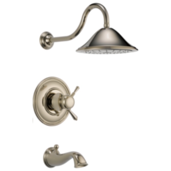 Traditional TempAssure® Thermostatic Tub/Shower Fixtures T60410
