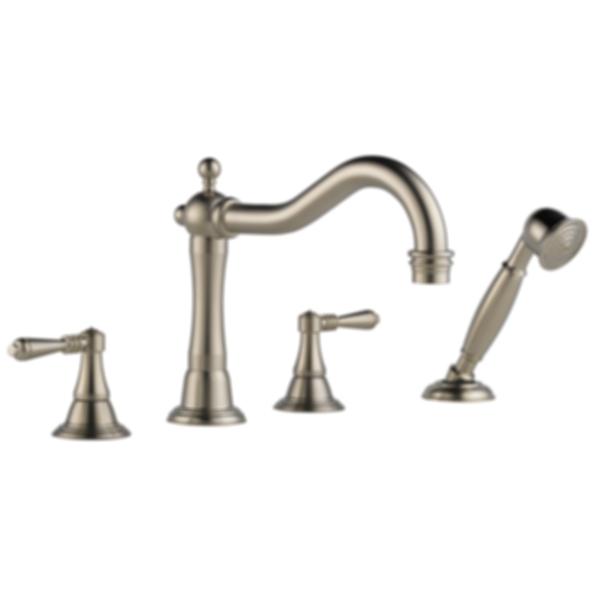Tresa® Roman Tub Trim with Hand Shower T67436