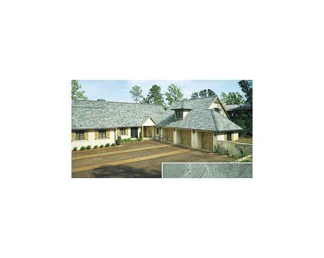 Slate Roofing, TruSlate Eco Green, 100% Eco Green