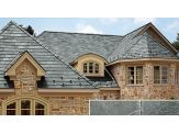 Slate Roofing, TruSlate Greystone, 100% Greystone