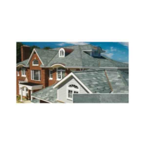 Slate Roofing, TruSlate Mystic Grey, 100% Mystic Grey