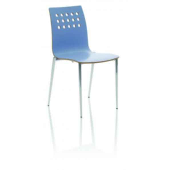 Polo Upright Stacking Chair