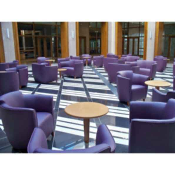 Vienna Tub and Club Chairs