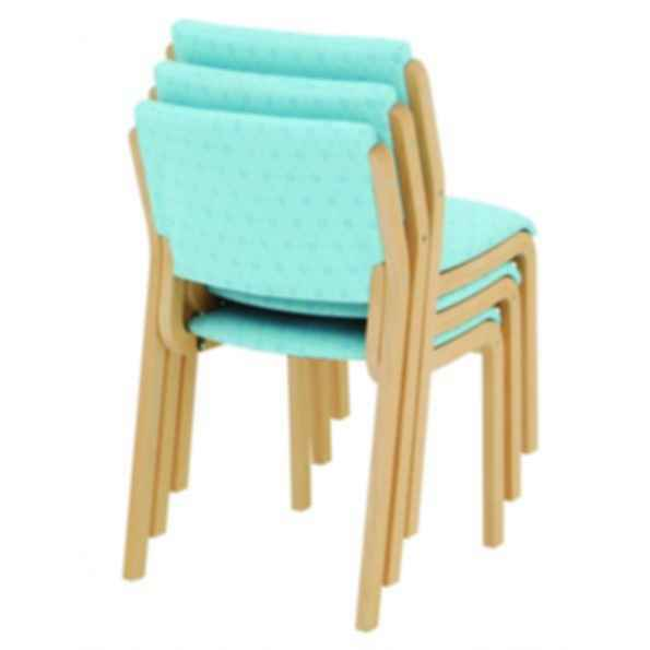 Zeta Stacking Chair