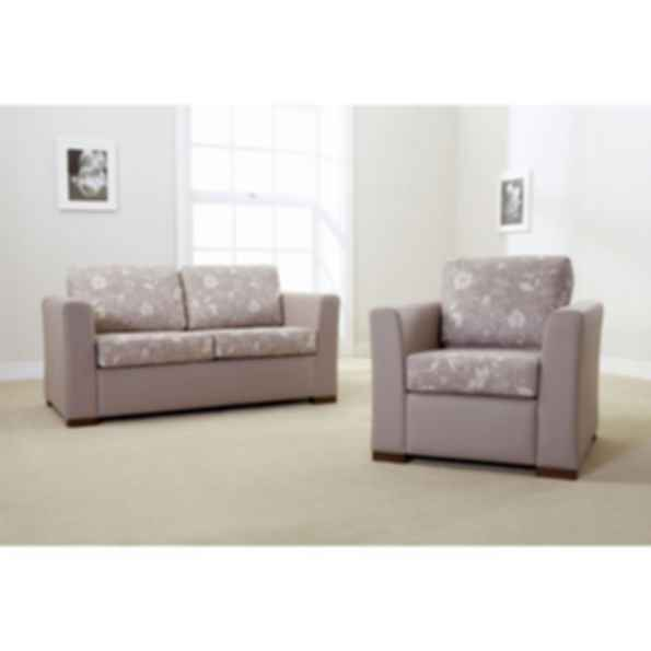 Shelley Armchair and Sofa