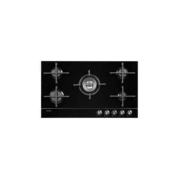 900mm Gas on Glass Cooktop CG905DNGGB1