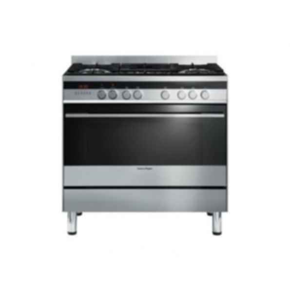 900mm Freestanding Duel Fuel Cooker OR90SDBGFX2