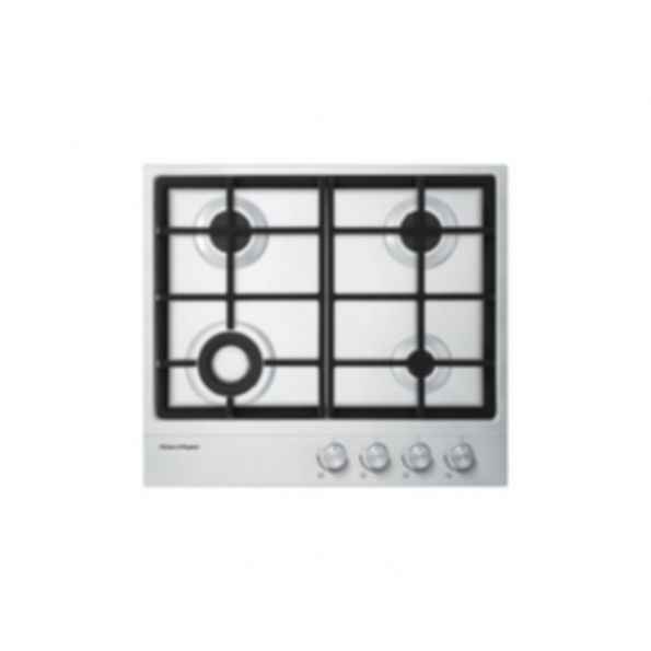 60cm Gas on Steel Cooktop CG604DX1