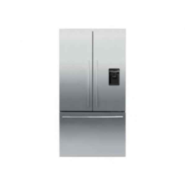 ActiveSmart Fridge - 900mm French Door with Ice & Water 614L RF610ADUSX4