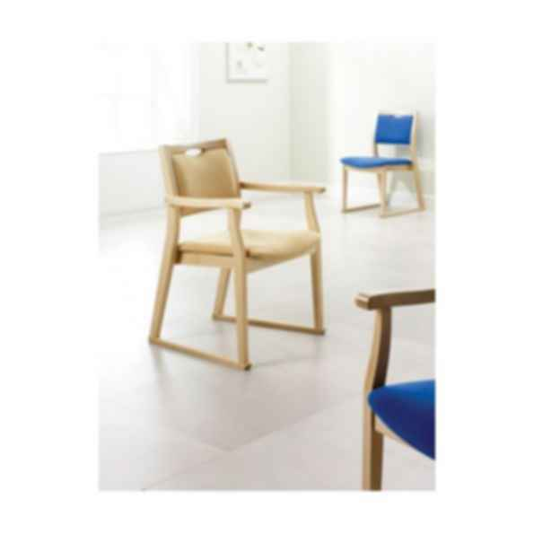 Katrine Upright Stacking Chair