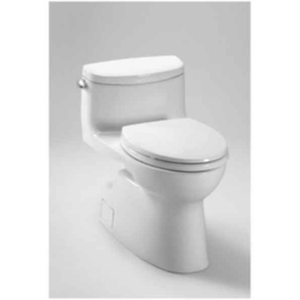 Carolina® II One-Piece High-Efficiency Toilet, with SanaGloss, 1.28GPF