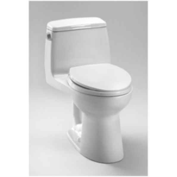 Eco UltraMax® One Piece Toilet, ADA Height, 1.28 GPF - SanaGloss