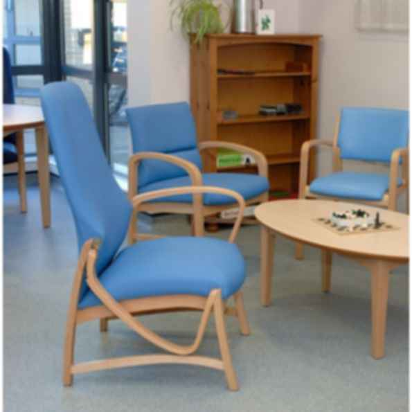 Arran Hospital Chairs