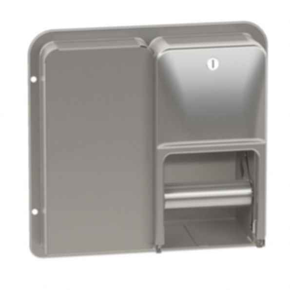 5A20 Partition Mounted Toilet Tissue Dispenser