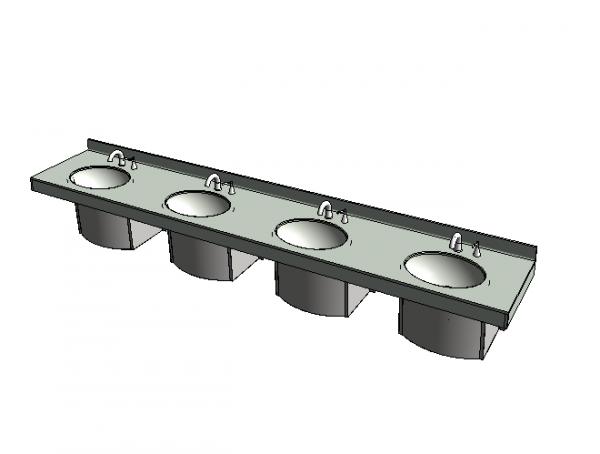 Ld3010 Four Bowl Modlar Com