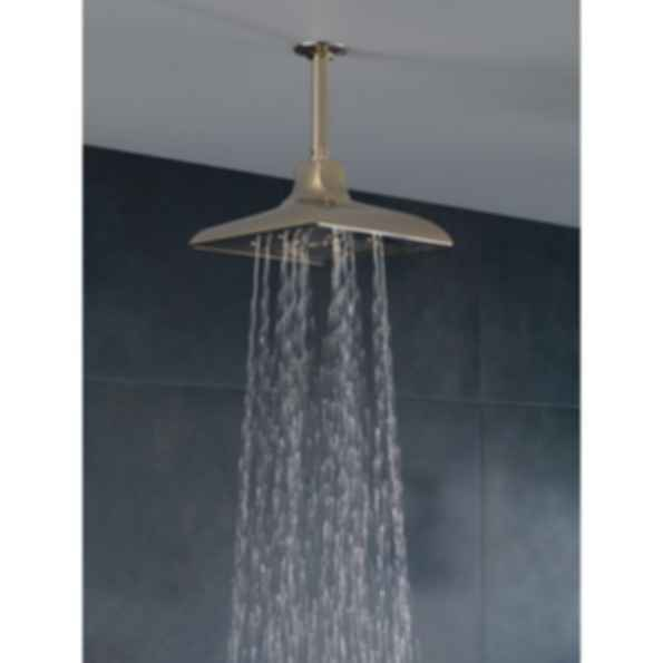 Virage® Ceiling Mount Raincan Showerhead with H2OKinetic® Technology 81330