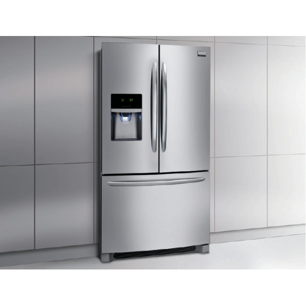 Ordinaire Frigidaire French Door Refrigerator FGHF2366P