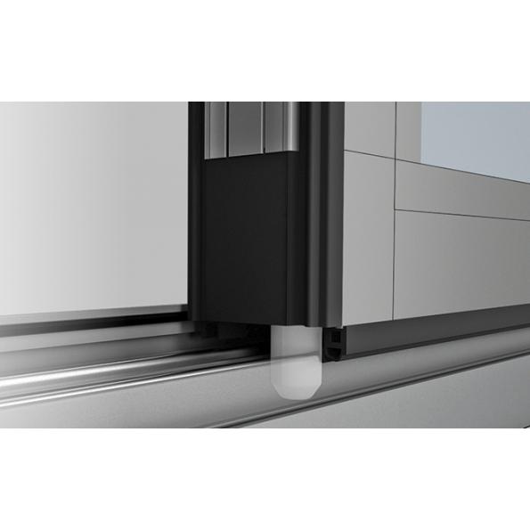Nanawall folding glass walls sl60 for Folding glass walls