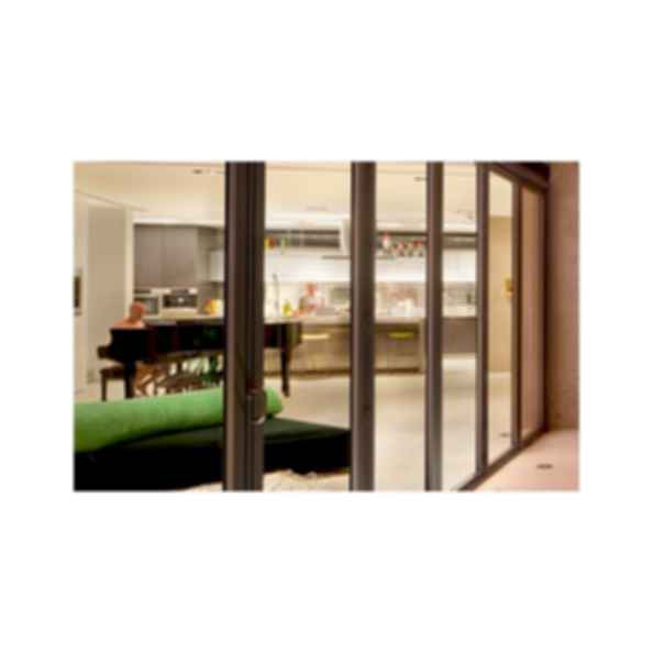 Nanawall Folding Glass Walls SL73