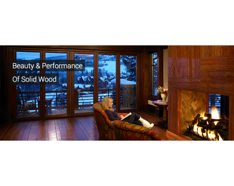 Nanawall Folding Glass Walls WD66