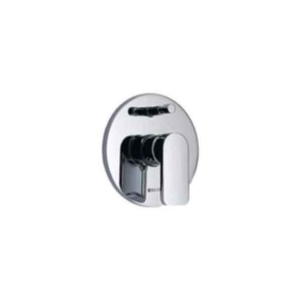 Mandolin in wall tub and shower valve only 26575-VO