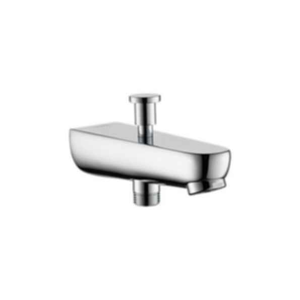 Elemetro tub spout with hand shower diverter